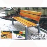 B273无扶手木制休闲椅  靠背木制休闲椅