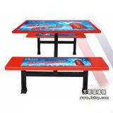 001红色室内外广告休闲椅 王老吉广告休闲椅