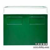 A116D玻璃钢分类环保垃圾桶 小区室外垃圾桶