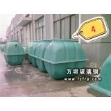 玻璃钢沼气池ZQC-001