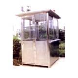 玻璃钢保安亭F086