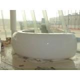 玻璃钢前台QT-001