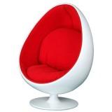 玻璃钢鸡蛋椅