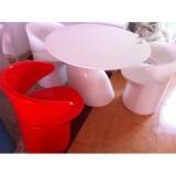 玻璃钢休闲椅XXY-022