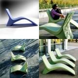 玻璃钢休闲椅XXY-023