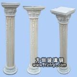 LMZ-009玻璃钢罗马柱价格便宜 欧式罗马柱模具开发
