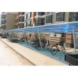 阳光板雨棚_深圳阳光板雨棚生产厂家