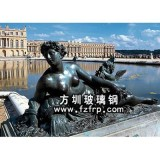 FD-006玻璃钢城市雕塑西方人物公园圆雕雕塑