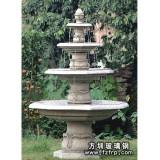 HP170玻璃钢喷泉花盆设计 装饰喷泉花盆价格优惠
