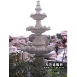 HP169大型广场喷泉雕塑定做 小区喷泉花盆厂家直销