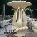 HP165欧式雕塑景观盆景花盆