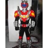 YD-001动漫人物机器人卡通雕塑