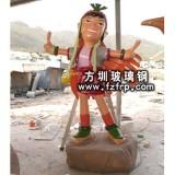 现代广场雕塑设计艺术雕塑公司 城市景观人物雕塑