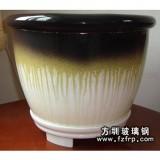 HP088深圳玻璃钢花盆定做生产厂家—室内花盆定做