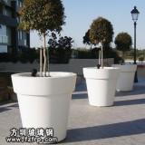 HP086玻璃钢室外盆景花盆生产厂家