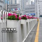 HP072玻璃钢公里中间悬挂花盆价格便宜 悬挂式花盆批发