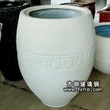 HP062玻璃钢砂岩花瓶批发 欧式石花盆