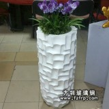 HP057玻璃钢室内装饰花瓶 艺术家居花瓶批发