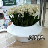 HP040室内装饰花盆 购物中心步行街装饰花盆价格