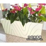 HP025玻璃钢室内装饰花盆 室内家居花盆
