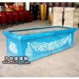 HP021玻璃钢长方形花盆 玻璃钢花槽定做
