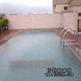 YC025阳台游泳池
