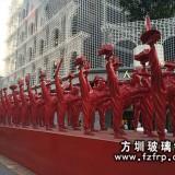 李小龙玻璃钢雕塑