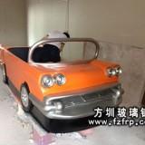 玻璃钢卡通汽车造型