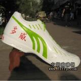 玻璃钢多威运动跑鞋造型
