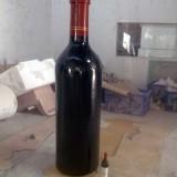 仿真红酒瓶模型