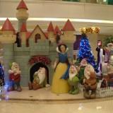 商场圣诞节日主题美陈布置