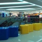 商场玻璃钢坐凳