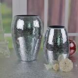 玻璃钢马赛克花瓶