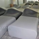 玻璃钢座椅高端家具佛山房地产批量采购