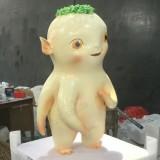 广东玻璃钢动漫公仔雕塑
