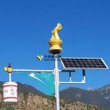 玻璃钢佛手莲花装饰四川阿坝州藏区特色路灯