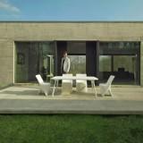 天津玻璃钢休闲组合桌椅
