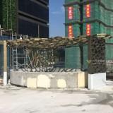 玻璃钢网格天花造型装饰澳门罗斯福酒店