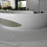 广州玻璃钢大堂前台