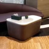 广东玻璃钢软包沙发