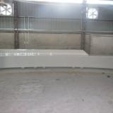 广州大型玻璃钢接待前台
