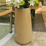 广州商场玻璃钢美陈花器