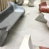 玻璃钢定制沙发