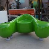 海南商场玻璃钢创意坐凳