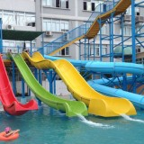 水上乐园玻璃钢儿童滑梯