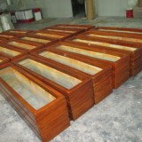 安丘玻璃钢仿木花箱定制