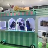 玻璃钢冰激凌雕塑清凉一夏深圳商场主题美陈