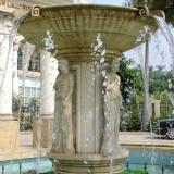 甘肃玻璃钢欧式喷泉花盆