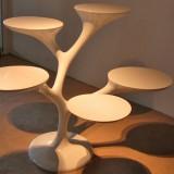 宁夏玻璃钢树形展示台