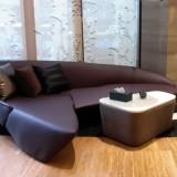 四川玻璃钢软包休闲沙发